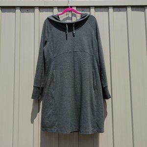 Columbia Sweatshirt Hoodie Dress